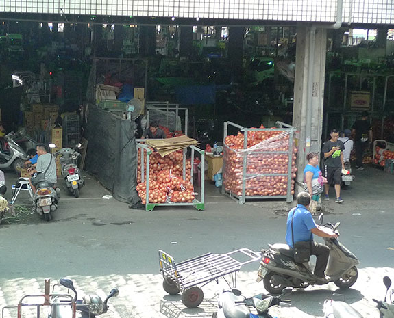 食品加工:社區型加工業者的提攜與管理機制