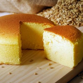 糙米輕乳酪蛋糕-原味4吋