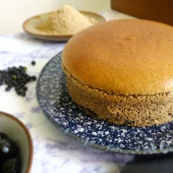 黑豆蛋糕-6吋