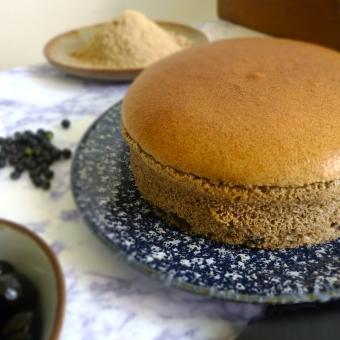 黑豆蛋糕-4吋