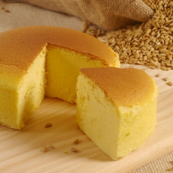 糙米蜂蜜蛋糕-4吋